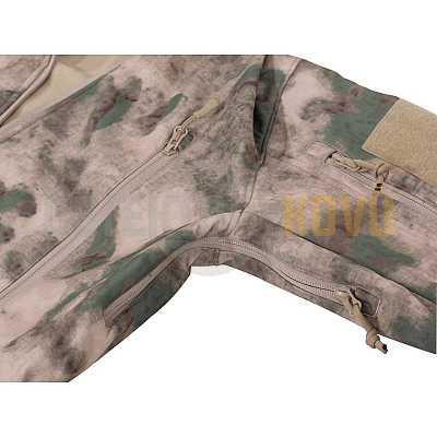 Soft shellová bunda Scorpion, HDT Camo FG - Detektory kovů