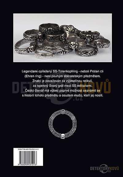 SS Totenkopfring - Himmlerův prsten cti - Detektory kovů