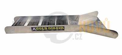Gold Owl - splav na rýžování zlata - 20x96 cm - Detektory kovů