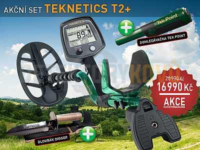 Teknetics T2+ SET - Detektory kovů