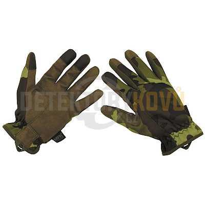 Taktické rukavice Vz 95 CZ - Detektory kovů