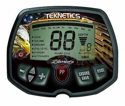 Teknetics Liberator PRO - Detektory kovů