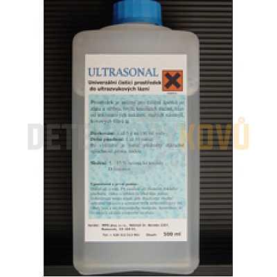 Ultrasonal - univerzální čistící koncentrát 0,5l - Detektory kovů