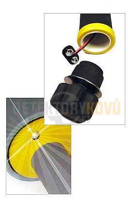 Vibra-Quatic 320 - Detektory kovů