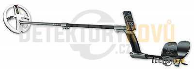 Vysokofrekvenční cívka XP DEUS 22,5 cm 2D - Detektory kovů