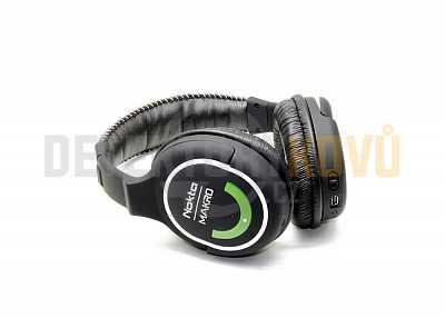 Bezdrátová sluchátka Nokta Makro - GREEN EDITION - Detektory kovů