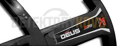 Hledací cívka XP DEUS X35 28 cm 2D - Detektory kovů