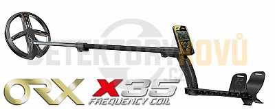XP ORX X35 22 cm RC - Detektory kovů