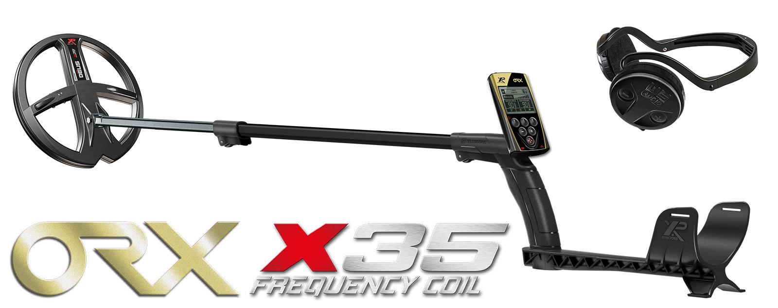 XP-ORX-22-X35-WSA-detektor kovů