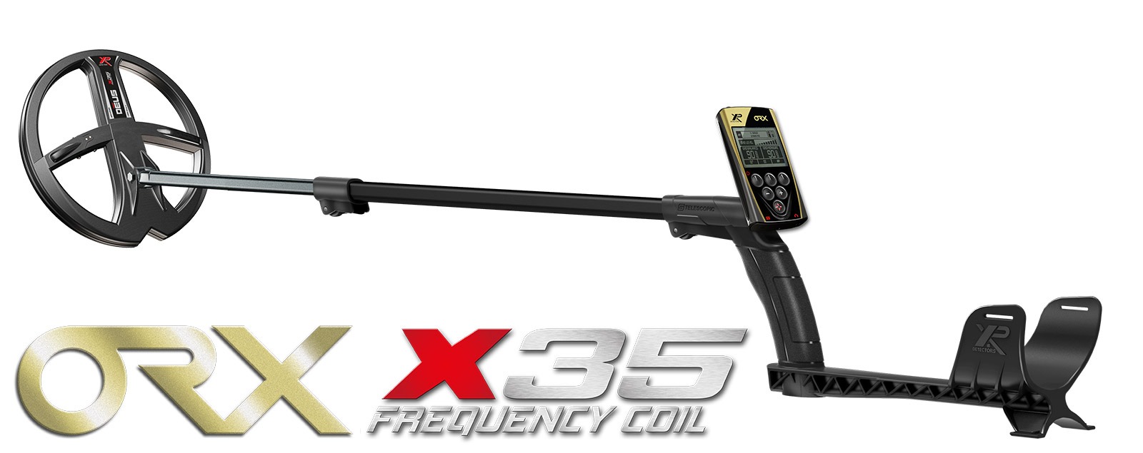 XP ORX 22 X35 - detektor kovů