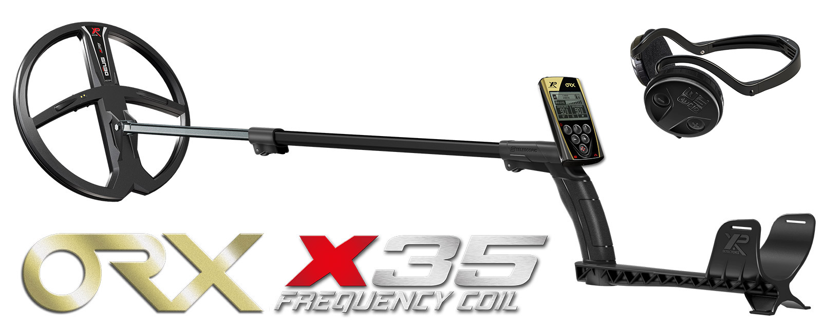 XP-ORX-28-X35-WSA - detektor kovů