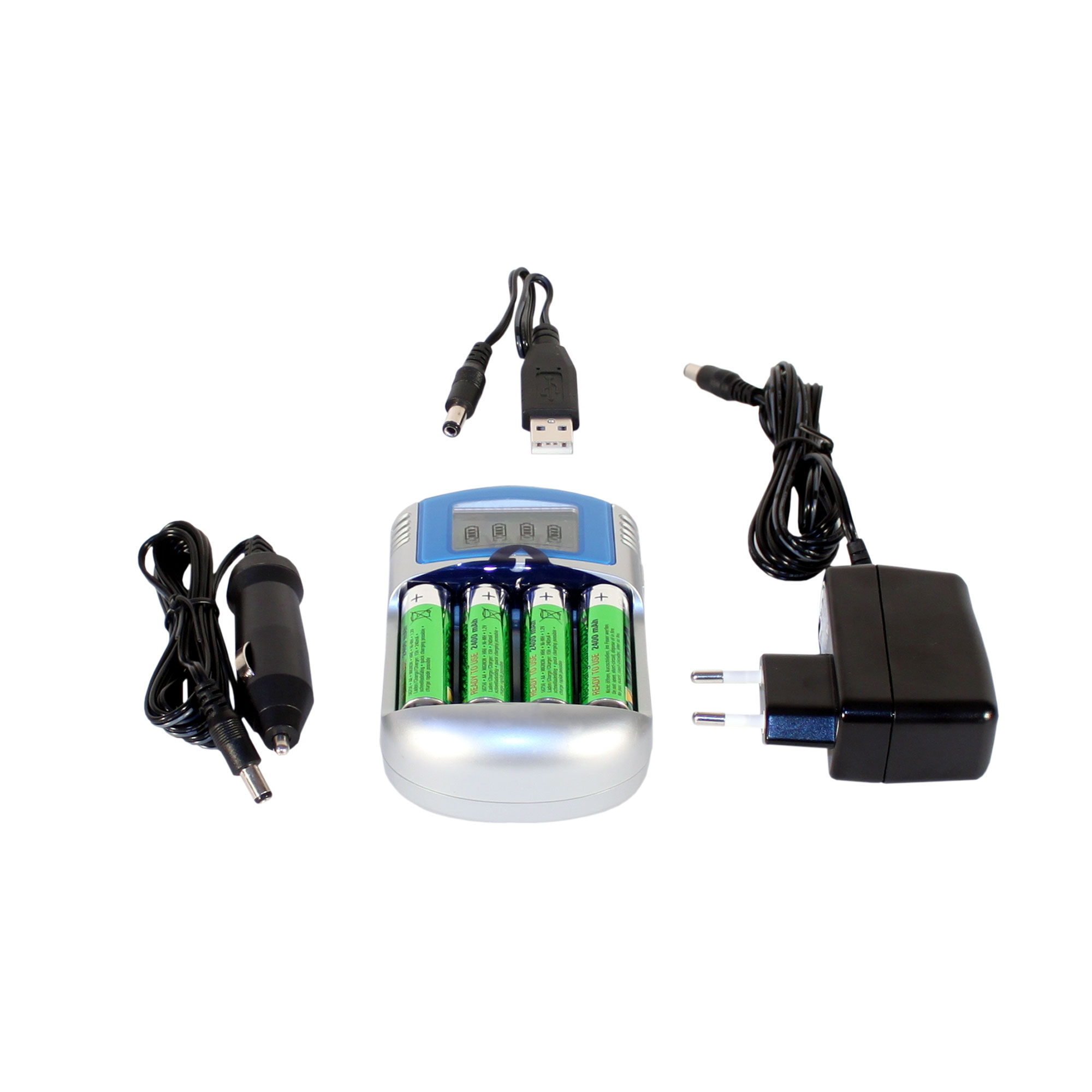 AC Car Charger